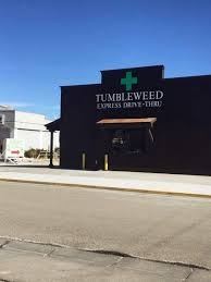 Tumbleweed Colorado U0027s First Drive Through Pot Shop Will Be In Parachute