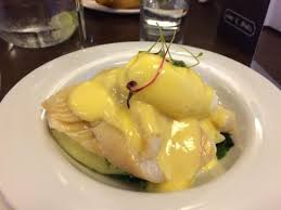 cuisine hollandaise haddock with hollandaise sauce picture of shire seafood