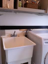 laundry room corner laundry tub design laundry area corner
