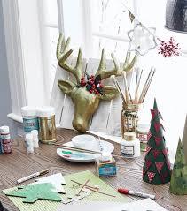 how to make a paper mache deer head christmas pinterest