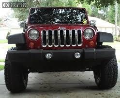 2007 jeep wrangler moto metal mo970 super lift suspension lift 3in