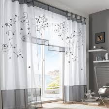 curtain find elegant white short curtains design ideas short
