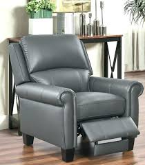 Grey Leather Recliner Grey Leather Recliner Grey Leather Recliner Chair Gray Leather