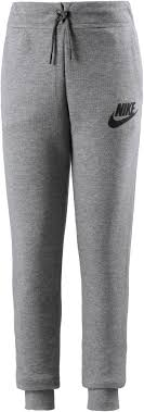 kleidung selber designen nike pullover kinder mädchen nike sweathose kinder grau