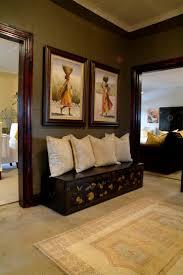 top 25 best african bedroom ideas on pinterest african interior african inspiration chest lined with pillows as a mock bench african home decorafrican