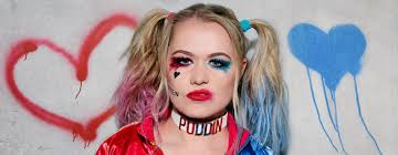 halloween color hair spray harley quinn costume how to halloween 2017 the best harley quinn