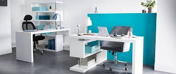 bureau design blanc laqué amovible max bureau design blanc laqué amovible max miliboo