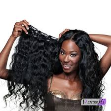 remy hair extensions 100 wave clip in human hair extensions wave