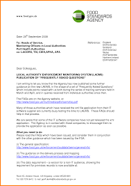 9 apa business letter report example