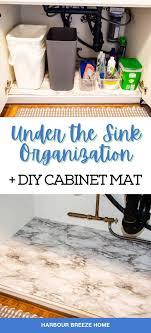 sink kitchen cabinet mat simple kitchen sink organization diy cabinet mat