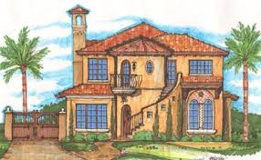 italian style house plans florida house plan 4 bedrooms 3 bath 3455 sq ft plan 28 150