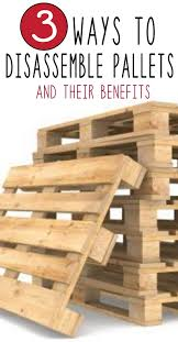 Wood Pallet Furniture What To Know Before Painting Pallets Pallets Wood Pallets And