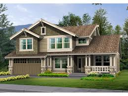 muirfield rustic craftsman home plan 071d 0065 house plans and more