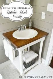 Ikea Hack Bathroom Vanity by Bekvam Bath Vanity To Save Money After Shelling Out For A Rather