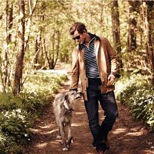 barbour walking the dog country lifestyle dog barbour