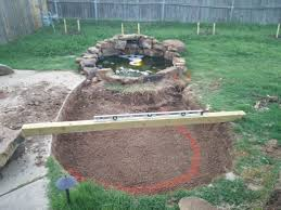 Diy Backyard Ponds Diy Backyard Pond Build Extension Album On Imgur