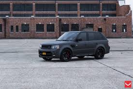 matte blue range rover black on black matte land rover range rover sport with custom