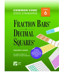 common core standards for fractions grade 6