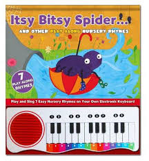 free download nursery rhymes itsy bitsy spider novelty activity