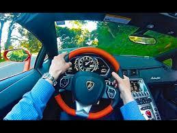 how to drive a lamborghini aventador awesome lamborghini aventador roadster drive and