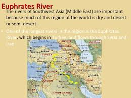 middle east map ppt middle east geography ppt