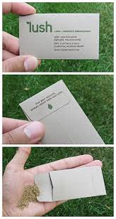 Mowing Business Cards 51 Creative Business Cards That Will Make You Look Twice