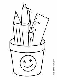 alphabet coloring pages preschool pencil pages free alphabet of pencil pencil coloring page free