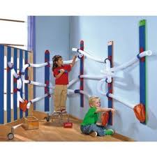 wandgestaltung kindergarten wandpaneele wandkugelbahn wandgestaltung möbel