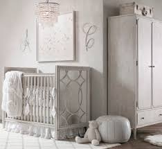 Pali Lily Crib A Soft Glamorous Nursery For A Baby Soho Nursery And Babies