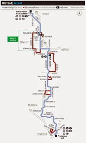 Metrolink Los Angeles Map by Inland Empire Transit Talking Points August 2014