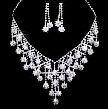 swarovski diamond necklace images Buy the diamond necklace set swarovski jewelry sets uae souq jpg