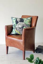 Small Armchairs Uk Leather Armchair