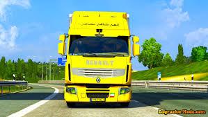 renault iran iranian renault premium interior for euro truck simulator 2