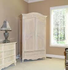 antique cherry armoire wardrobe storage closet cabinet bedroom