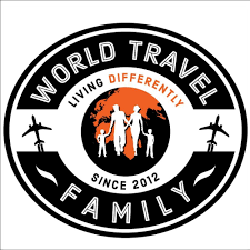 what travels around the world but stays in one spot images Travel with children around the world world travel family jpg