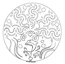 mandala domandalas dolphin mandalas coloring pages for adults