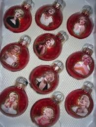 marilyn ornaments marilyn