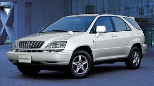 lexus suv 2002 evolution of the lexus rx autotrader ca