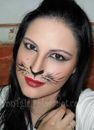 Kitty Faces For Halloween by Best 20 Tiger Makeup Ideas On Pinterest Cat Makeup Leopard Cat
