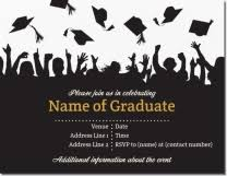 graduation invitations cloveranddot
