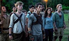 the maze runner film page 1 first images from maze runner the death cure released