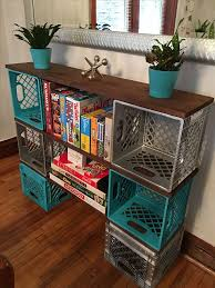 26 best ideas for crafts with plastic crates my desired home