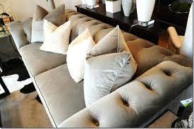 24 inch deep sofa 24 inch deep sofa tufted sofa with two cushions 24 deep sofa