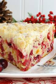cranberry buckle cake kitchen