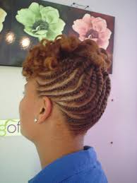 updo transitional natural hairstyles for the african american woman 2015 natural hair flat twist updo thirstyroots com black hairstyles