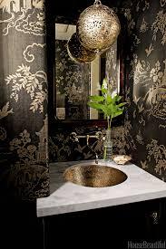 Powder Bathroom Design Ideas 6 Powder Rooms That Pack A Punch Burnham Powder Room And Interiors