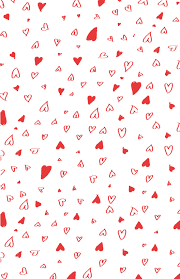 printable hand drawn valentine u0027s day wrapping paper say yessay yes