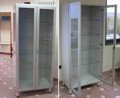 armadio con ante in vetro vendita armadi metallici con ante vetro o plexyglass