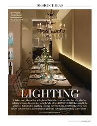 top interior lighting design ideas and tips john cullen lighting