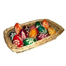 wooden easter eggs center wooden easter eggs pisanki folk design